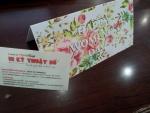 Sự kiện in thiệp mời đẹp, in giấy mời đẹp tại Việt Nam Printing