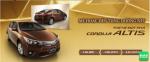 Đánh giá ngoại thất Toyota Corolla Altis 2017