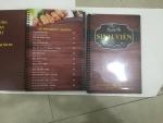 Đặt  in thực đơn, in menu nhà hàng cùng VietNam Printing