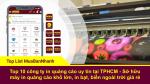 Top 10 công ty in quảng cáo uy tín tại TPHCM - Sở hữu máy in quảng cáo khổ lớn, in bạt, biển ngoài trời giá rẻ