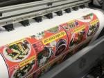 In menu decal dán kính khổ lớn - Combo giảm giá tại Việt Nam Printing