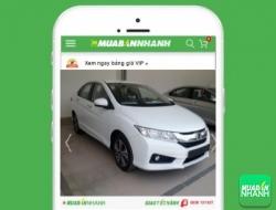 Giá xe ôtô Honda