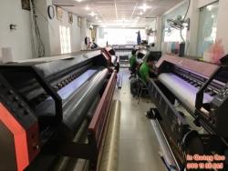 Việt Nam Printing giới thiệu in bạt quảng cáo TPHCM