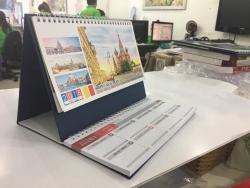 Nghệ thuật in ấn chất lượng cao - Các mẫu lịch để bàn đẹp, giá tốt