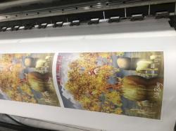 Việt Nam Printing tư vấn dịch vụ in tranh silk kỹ thuật số: nên chọn silk mờ hay silk bóng
