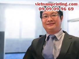 Ông Lâm Quang Vinh – Sáng lập viên – Tổng Giám đốc Công ty Cổ phần Mua Bán Nhanh