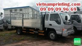 Xe tải Jac 1t5 công nghệ Isuzu