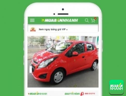 Giá xe Chevrolet Spark LTZ (tự động), 173, Minh Thiện, VIETNAM PRINTING, 12/07/2016 10:17:59