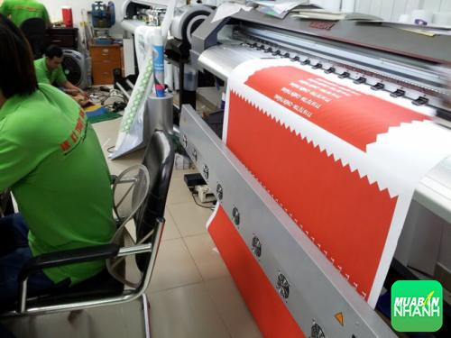 VietNamPrinting chuyên thực hiện in dải băng đeo chéo người từ vải silk bằng máy in sử dụng đầu phun in Nhật Bản cho thành phẩm chất lượng cao, đẹp, độ mịn ấn tượng