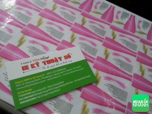 Thiết kế tem nhãn mỹ phẩm online, 203, Mãnh Nhi, Chuyên trang cộng đồng In ấn và bao bì của MuaBanNhanh, 26/02/2018 14:02:24
