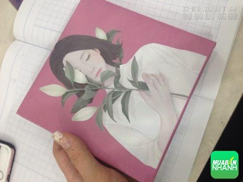 Đặt in tranh canvas tại công ty Digital Printing in VietNam, 204, Mãnh Nhi, VIETNAM PRINTING, 07/03/2018 10:06:55