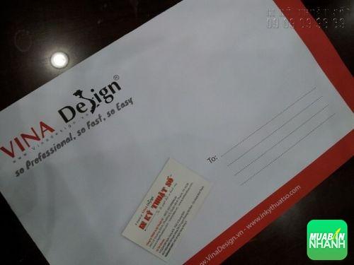 Đặt in phong bì giá rẻ tại công ty Digital Printing in VietNam, 205, Mãnh Nhi, Chuyên trang cộng đồng In ấn và bao bì của MuaBanNhanh, 20/03/2018 10:32:07