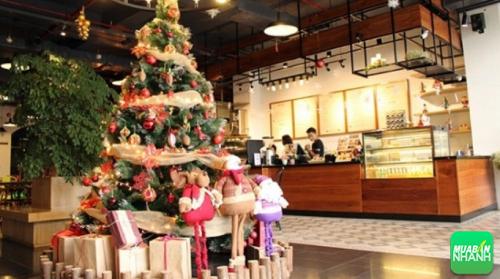 Đặt in mô hình trang trí Giáng Sinh - Ý tưởng trang trí Giáng Sinh ấn tượng cho quán cafe, 223, Mãnh Nhi, VIETNAM PRINTING, 23/11/2018 11:34:53