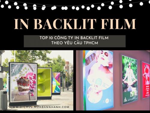 Top 10 công ty in backlit film theo yêu cầu TPHCM, 301, Ngân Nguyễn, Chuyên trang cộng đồng In ấn và bao bì của MuaBanNhanh, 06/05/2020 15:18:54