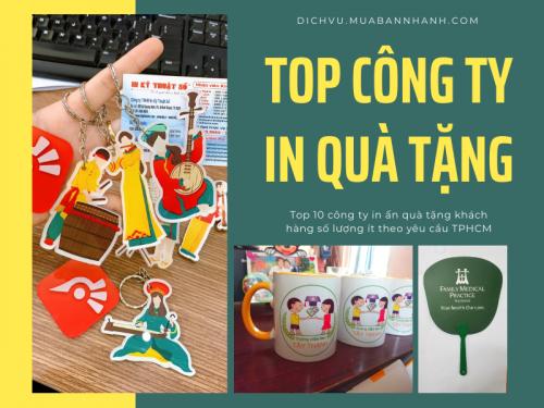 Top 10 công ty in ấn quà tặng khách hàng số lượng ít theo yêu cầu TPHCM, 308, Ngân Nguyễn, Chuyên trang cộng đồng In ấn và bao bì của MuaBanNhanh, 18/05/2020 08:33:44