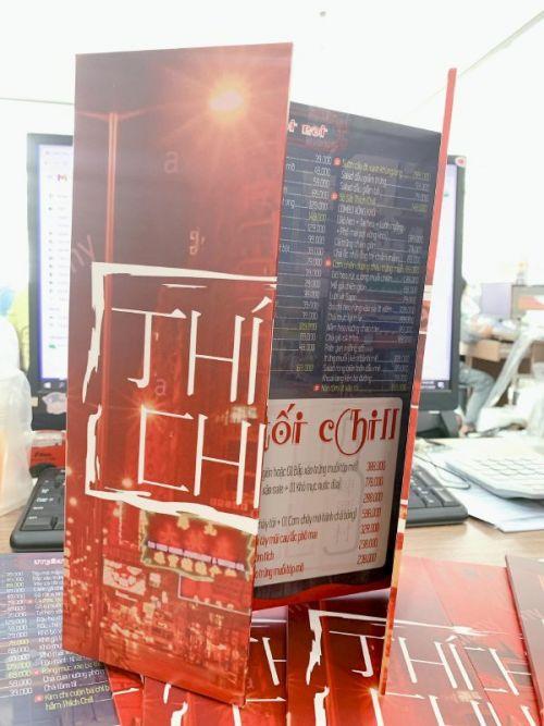 In menu chất lượng, in nhanh menu - In menu quyển dán gói bồi formex bằng công nghệ in của Việt Nam Printing, 326, Hải Lý, Chuyên trang cộng đồng In ấn và bao bì của MuaBanNhanh, 30/12/2020 14:11:36