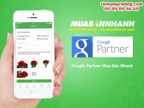 Dịch vụ quảng cáo Google với đối tác Google Partner, 140, Minh Thiện, VIETNAM PRINTING, 07/03/2016 11:56:20
