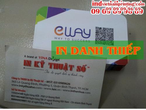 In danh thiếp giá rẻ, in card visit giá rẻ, in offset, lấy hàng từ 1 - 2 ngày, 64, Minh Thiện, VIETNAM PRINTING, 25/06/2015 10:31:32