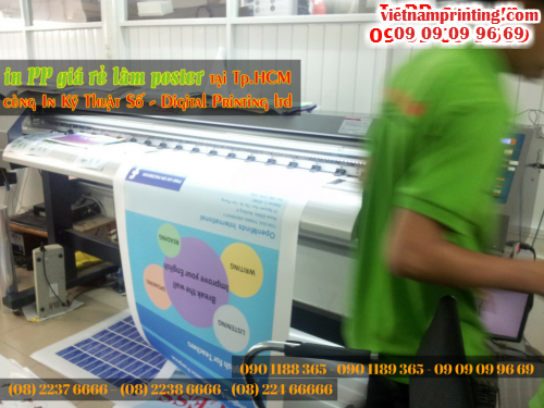 In PP giá rẻ lấy ngay, trực tiếp in trên máy in Mimaki Nhật, mực in chính hãng, 69, Minh Thiện, Chuyên trang cộng đồng In ấn và bao bì của MuaBanNhanh, 03/07/2015 14:34:39