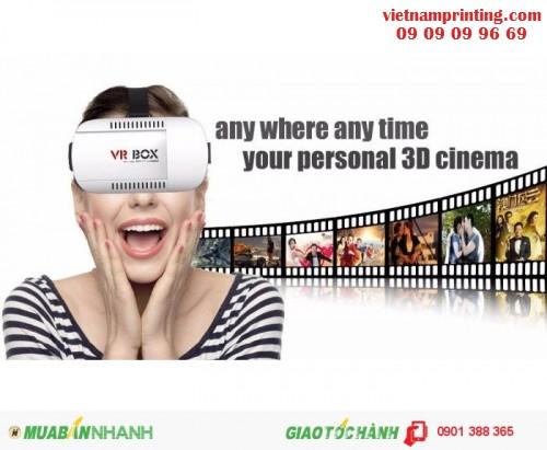 Kính thực tế ảo VR box hỗ trợ xem phim 3D, chơi game 3D, 158, Minh Thiện, Chuyên trang cộng đồng In ấn và bao bì của MuaBanNhanh, 09/05/2016 09:35:24