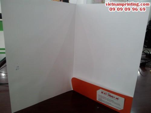 Presentation Folders, 45, Minh Thiện, VIETNAM PRINTING, 24/10/2015 09:07:55