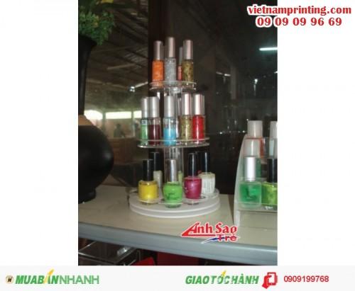 Sản xuất quày kệ trưng bày giá rẻ, 165, Minh Thiện, VIETNAM PRINTING, 31/05/2016 13:57:14
