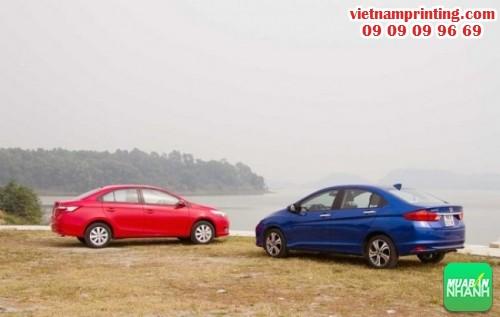 So sánh Honda City 2016 và Toyota Vios 2016 tại Việt Nam, 163, Minh Thiện, Chuyên trang cộng đồng In ấn và bao bì của MuaBanNhanh, 24/05/2016 08:57:22