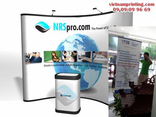 Trade Show Graphics, 56, Minh Thiện, VIETNAM PRINTING, 24/10/2015 09:10:53