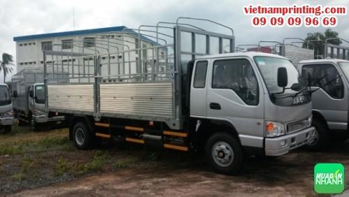 Xe tải Jac 1t5 công nghệ Isuzu, 171, Minh Thiện, VIETNAM PRINTING, 23/06/2016 09:34:12