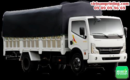Xe tải Veam 5 tấn, 114, Trúc Phương, VIETNAM PRINTING, 18/12/2015 18:23:11